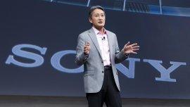 El presidente ejecutivo de Sony, Kazuo Hirai