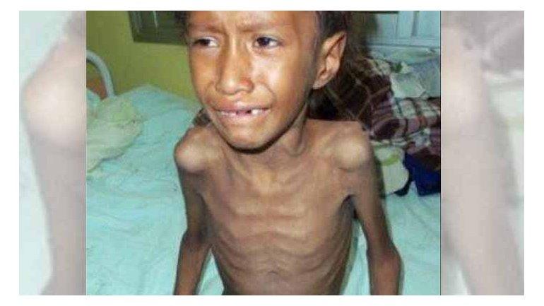 Néstor Femenía, unniño de la comunidad Qom de sólo 7 años, murióen enero. Es uno de los fallecimientos por desnutrición que investiga el fiscal Di Lello.