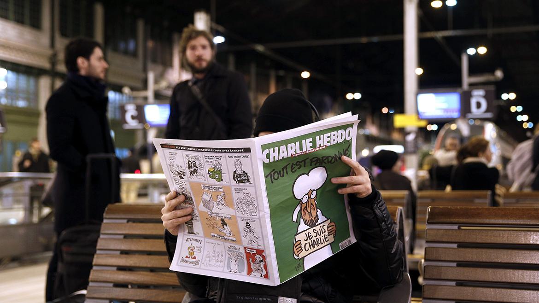 El semanario es distribuido todos los  días hasta el 19 de enero y estará a la venta durante varias semanas