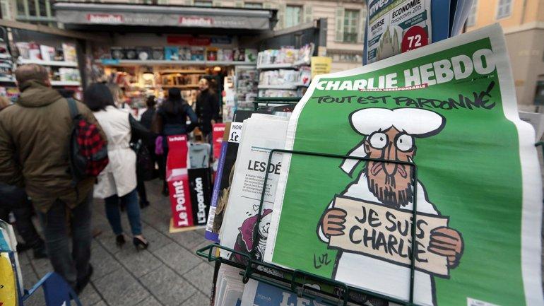 Quedó agotado el último número de Charlie Hebdo después del ataque terrorista