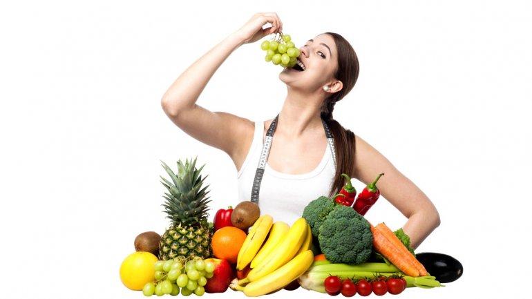 Elegir alimentos saludables es un factor clavepara mantener la salud de todas las células