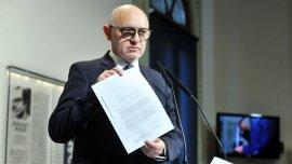 El canciller Héctor Timerman, defendiendo el memorándum de entendimiento con Irán.