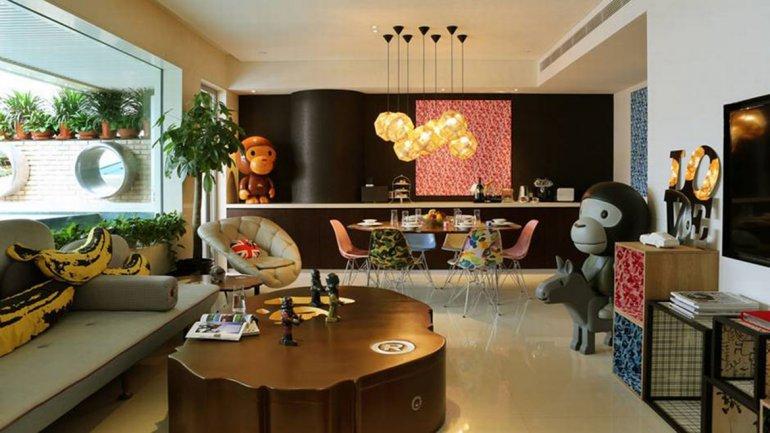 Los lujosos hoteles dise ados por los modistos top del for Despachos lujosos