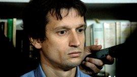 Diego Lagomarsino hoy está recluido en las sierras de Córdoba
