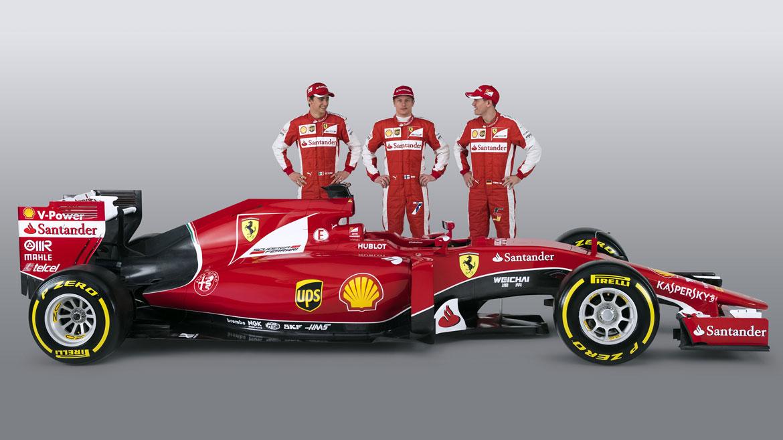 El mexicano Esteban Gutiérrez, después de dos temporadas compitiendo con Sauber, y el francés Jean-Eric Vergne tendrán mucho trabajo en el simulador de Maranello como testers