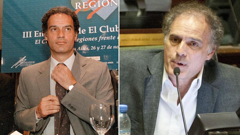Aníbal Ibarra, ex jefe de Gobierno porteño, actual legislador