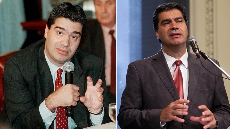 Jorge Capitanich, de jefe de Gabinete duhaldista (2002) a jefe de Gabinete kirchnerista (2015).
