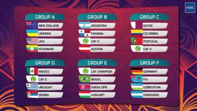 Argentina y Brasil, máximas favoritas para alzar un nuevo Mundial sub-20