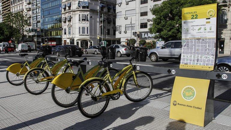 Ahora el sistema de bicicletas porte o es autom tico - Anclaje para bicicletas ...