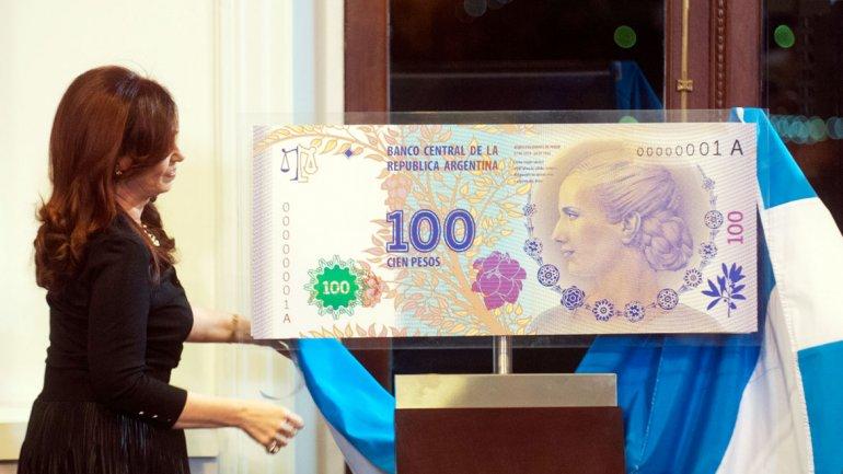 Gobierno lanzaria un nuevo modelo de $100