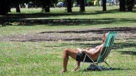 En algunas zonas del centro del país la temperatura podría alcanzar los 40°