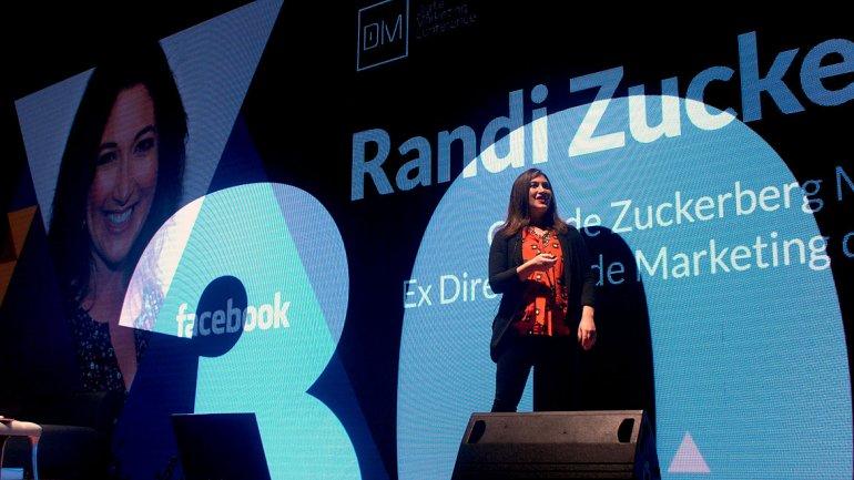 Randi Zuckerberg, hermana del fundador de Facebook
