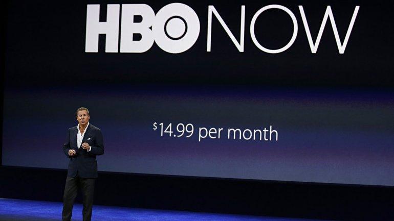 HBO Now tiene un costo de 14.99 dólares al mes.