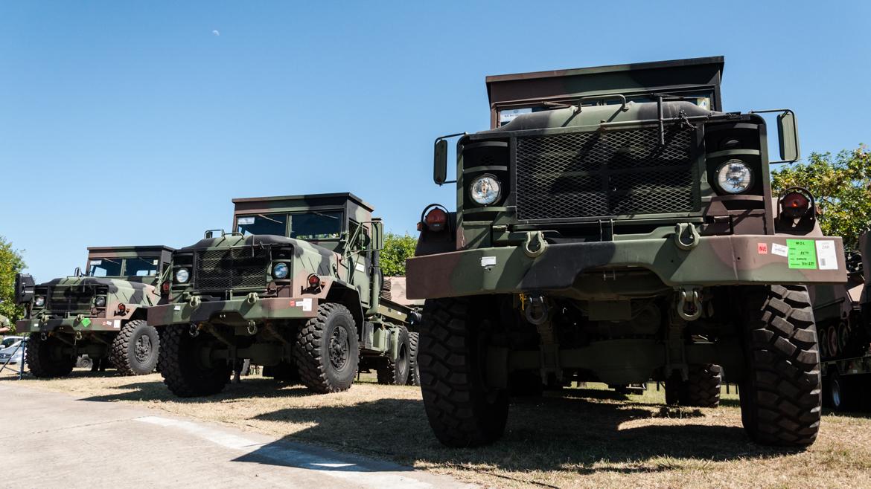 Camionetas Ranger forman parte del nuevo equipo