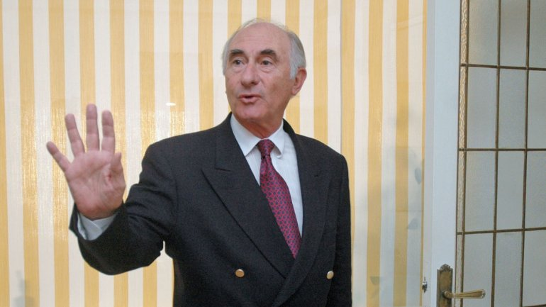 Fernando de la Rúa fue operado en el Instituto Argentino del Diagnóstico