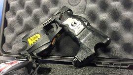 El Poder Judicial rechazó el cuestionamiento hacia las pistolas por ser prematuro y basarse en hechos hipotéticos.