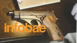 El arma que Lagomarsino le dio a Nisman