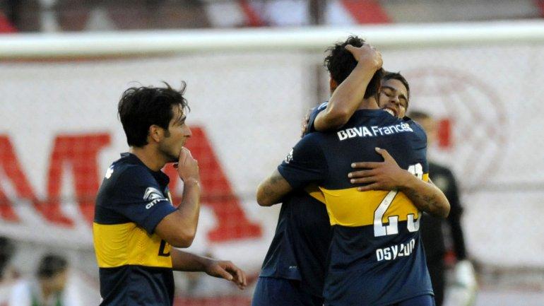 Boca Puntero Invicto En La Copa Y En El Torneo