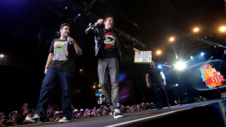 CONFIRMADO: elrubiusOMG vendra al Club Media Fest en México