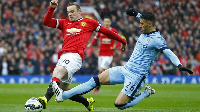 El United ahoga al City en Old Trafford
