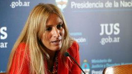 Florencia Carignano, a cargo de presionar a los empleados del ministerio de Justicia
