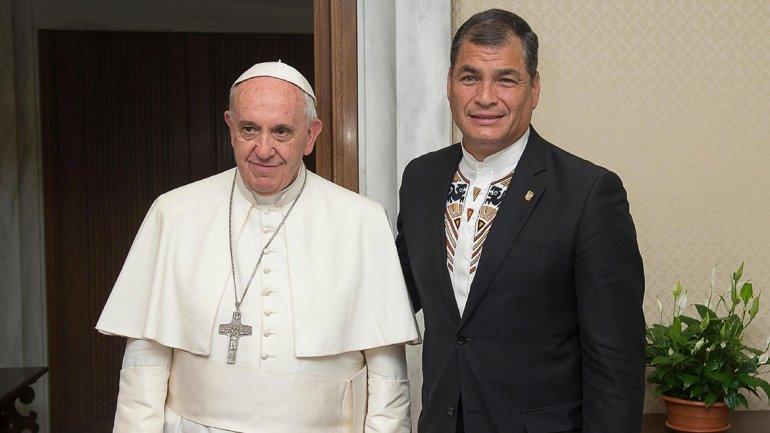 Papa volvió a hacer una broma sobre el ego de los argentinos