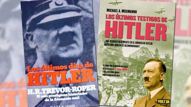 Hitler escapó de Berlín y murió en la Argentina, ¿realidad o fantasía?