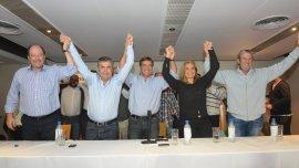Radicales festejan el triunfo en Mendoza