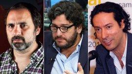 Iglesias, Avelluto y Petrella, espadas de la intelectualidad PRO