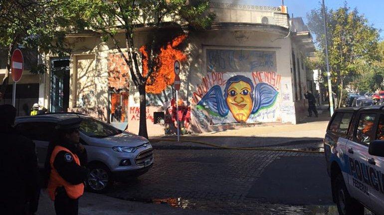 Ni un pibe menos: a un año del incendio que mató a Rodrigo y Rolando