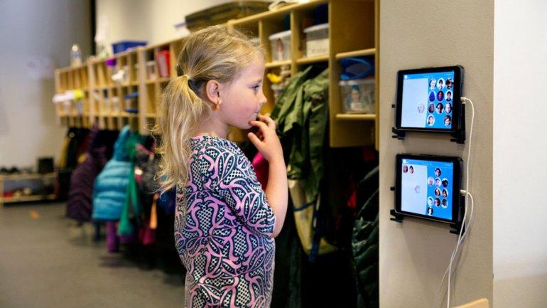 Cada alumno debe registrarse cuando ingresa a la escuela