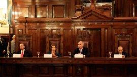 La Corte Suprema tendrá tres miembros desde el 10 de diciembre