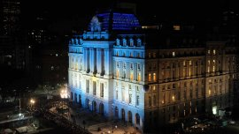 El Centro Cultural Néstor Kirchner