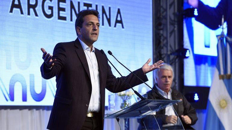 Massa: El domingo será el triunfo del pluralismo por sobre la soberbia y el sectarismo