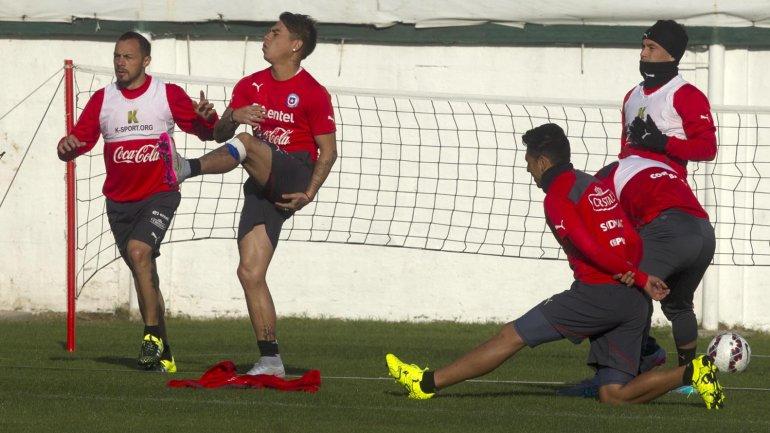 El fixture de la Copa América 2015