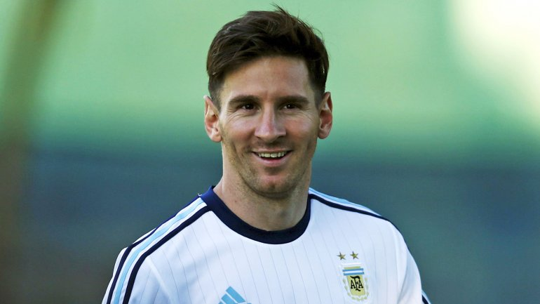 Messi: A esta Copa América llego mejor que al Mundial | Copa ...