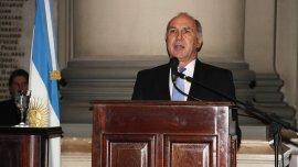 Ricardo Lorenzetti disertó en la cena anual de Adepa (Imagen de archivo)