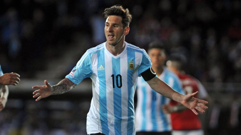 Argentina 1 - Uruguay 0