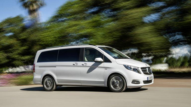 Mercedes Benz ampliará la oferta de la VITO con nuevas versiones