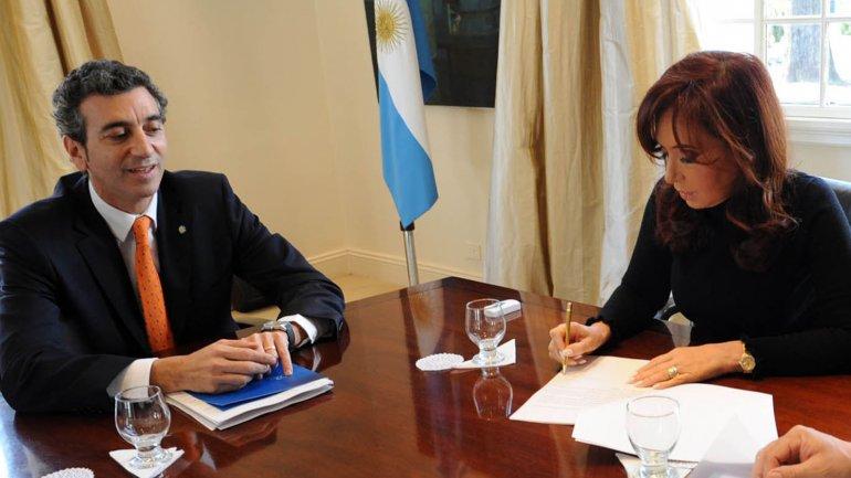 Florencio Randazzo firmará convenios para fabricar trenes
