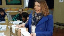 Rosana Bertone, candidata del FpV, habló de una gran elección