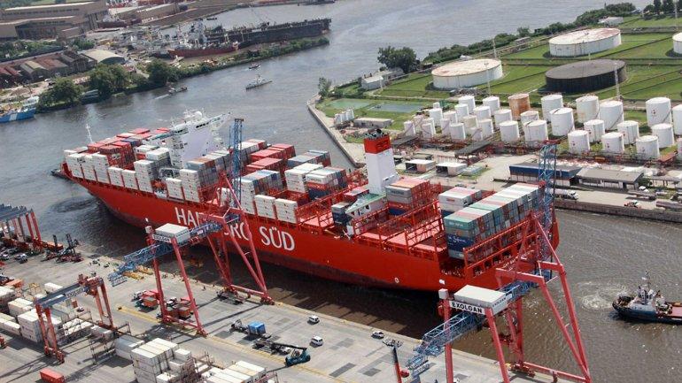 El comercio exterior argentino se mantuvo estancado en el primer trimestre