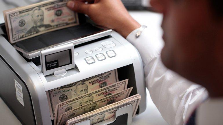 El ingreso de dólares a las cajas de los bancos contribuye a elevar el nivel de reservas del Banco Central de la República Argentina