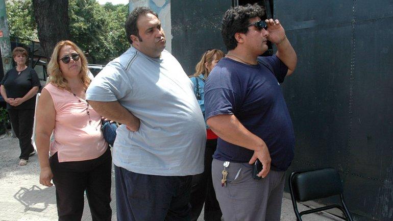 Argentinos son los mas gordos de sudamerica