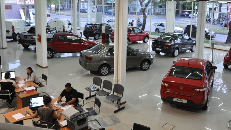 El mercado automotriz despierta más interés, pero se mantiene en bajos niveles