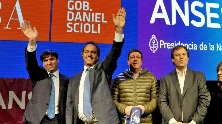 Diego Bossio: Pido que nos comprometamos con el próximo presidente, Daniel Scioli