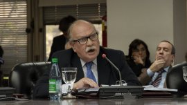 El juez Luis María Cabral