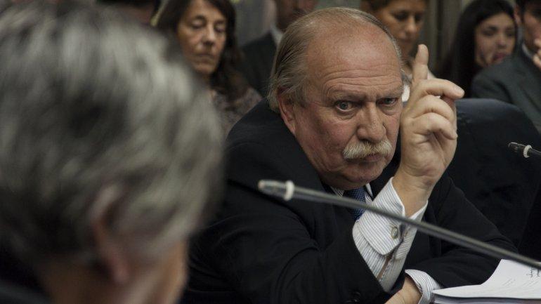 La Justicia rechazó el pedido de Cabral para ser repuesto en la Cámara de Casación