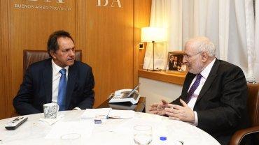 Mario Blejer había sido anunciado como embajador en Londres durante un eventual gobierno de Scioli.