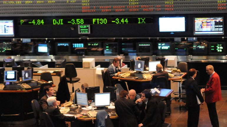 La Bolsa porteña opera en suba a pesar de los rojos en Wall Street.